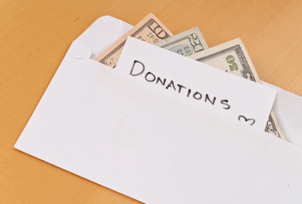 donate beware