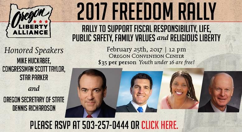 2017 freedom rally