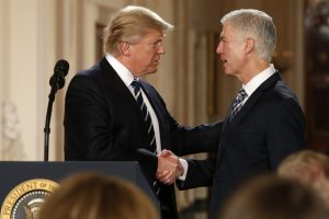Pres. Trump Nominates Pro-Life Friendly Neil Gorsuch to SCOTUS