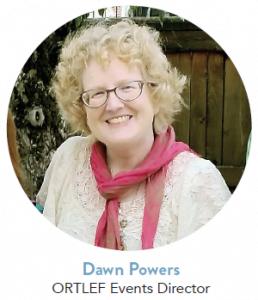 dawn powers ortl events coordinator