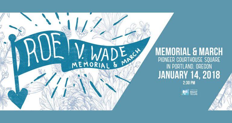 roe v wade 2018 memorial
