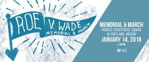 Roe v. Wade Memorial & March