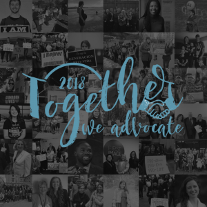 Announcing … Together We Advocate 2018