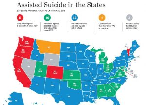 Just Six States have Legalized Assisted Suicide Despite Massive Push