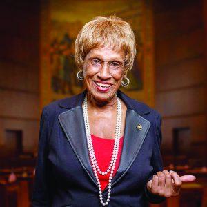 Senator Jackie Winters: In Memoriam